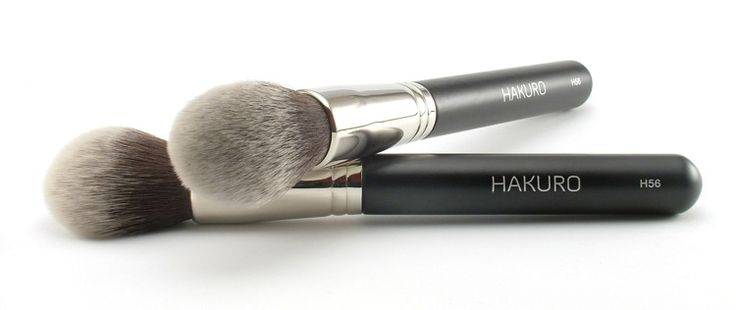 HAKURO H56 | Pędzle do makijażu \ Pędzle syntetyczne Pędzle do makijażu \ Pędzle do makijażu twarzy Pędzle do makijażu \ Wszystkie pędzle | Oficjalny sklep HAKURO