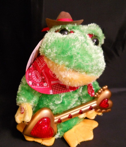 singing stuffed animals for valentine's day
