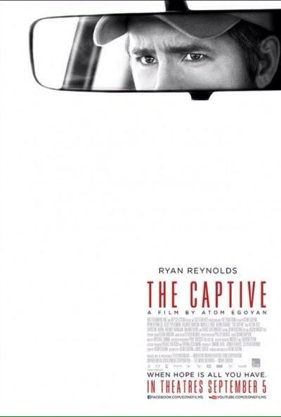"""""""The Captive"""": Con Ryan Reynolds y Rosario Dawson."""