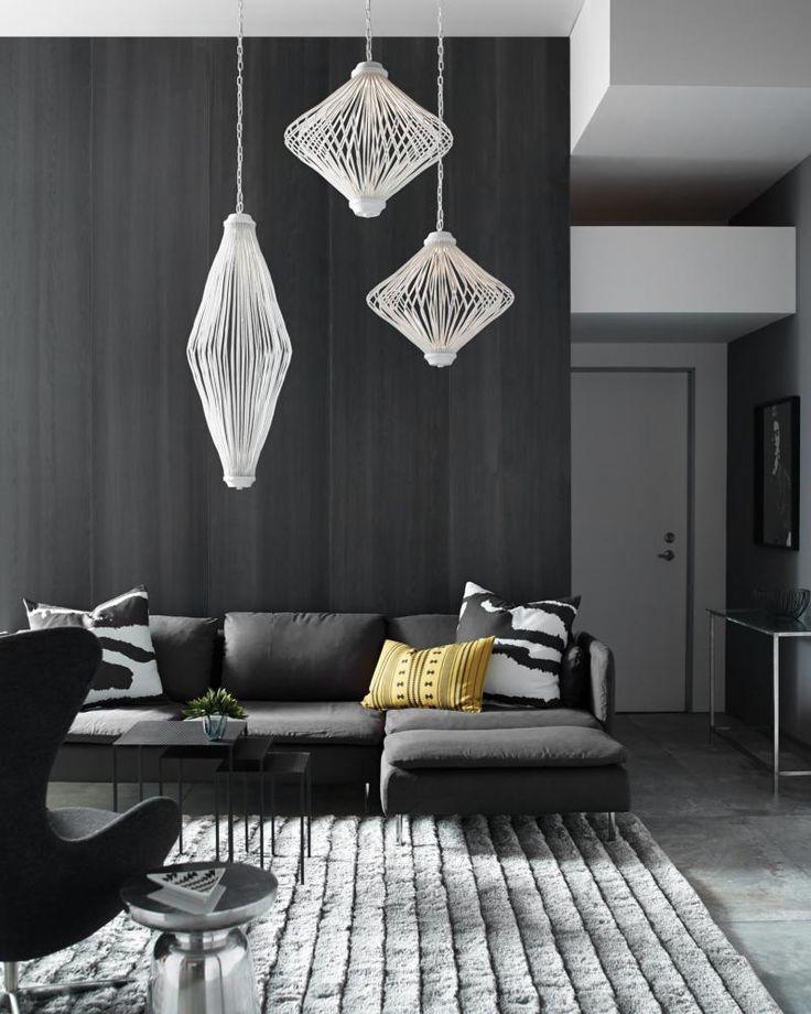 15 Beautiful Living Room Lighting Ideas: 57 Best Living Room Lighting Ideas Images On Pinterest