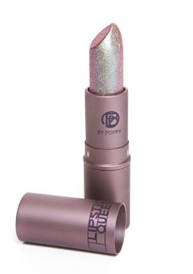 iridescent oil slick lipstick  I'm not 100% sure Lipstick Queen even makes this anymore because I don't see it on their website (or maybe I just don't know where to look) but it looks real pretty.