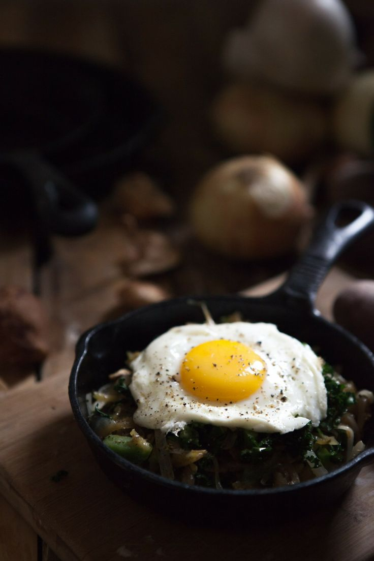Texas Veggie Hash at Chasing Delicious