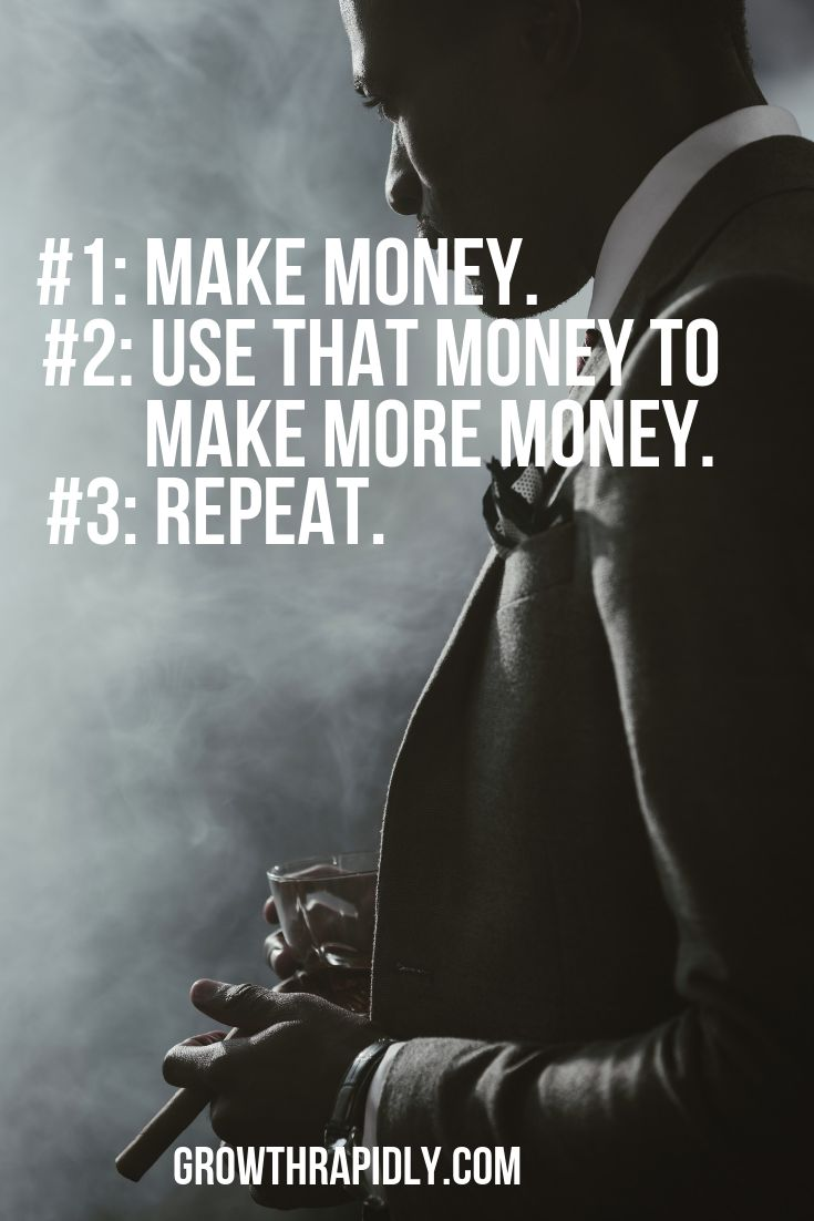 How to make MONEY Work for you.