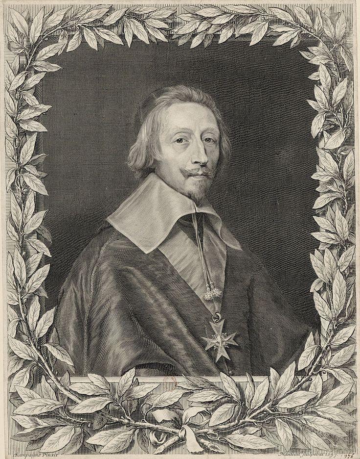 Cardinal Richelieu by Robert Nanteuil,1657.  Между тем король неожиданно встретился с кардиналом и заверил его в своей поддержке. Марийяк был арестован и препровождён в замок Шатодан (где вскоре умер),его брат маршал де Марийяк  казнен, королева-мать выслана в Компьенский дворец (откуда бежала к испанцам), а Гастон Орлеанский продолжил плести интриги при дворе Карла IV Лотарингского.Поэт Ботрю,один из фаворитов кардинала,тогда воскликнул: «Воистину то был день дуралеев!»
