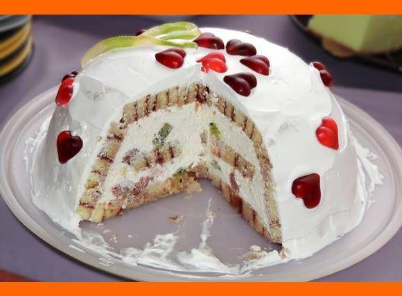 Rozprávková torta (Vangel-torta)
