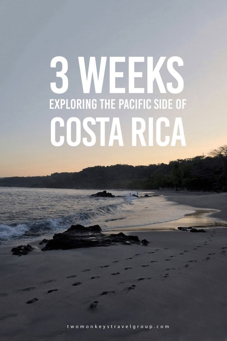 3 Weeks Exploring the Pacific side of Costa Rica South and Central America have both been on our travelling bucket lists for a long time.  When the opportunity came up to take the time off from work both Craig and Amrita jumped at the chance to go spend some time in the beautiful country of Costa Rica to unwind from life at home in Vancouver, Canada, and have an adventure!