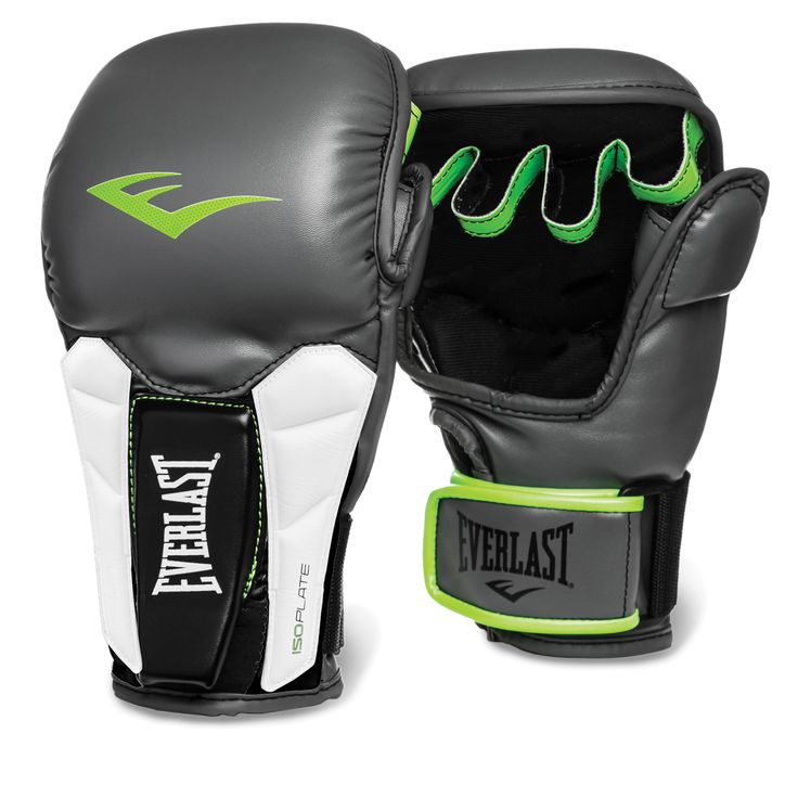 The Everlast Prime MMA Universal Training Gloves integrate MMA grappling and striking into one multi-functional glove. The premium suede leather construction is soft to the touch while also delivering