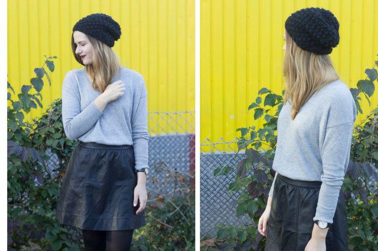 Outfit - Lederrock 2