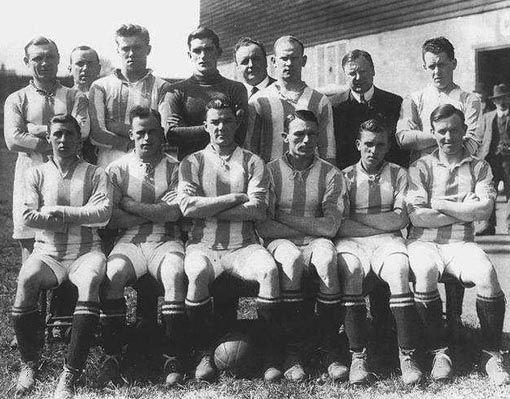 Leeds United 1920