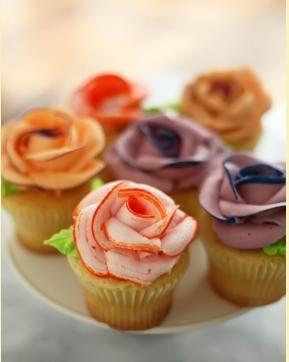 Порционные десерты в стакане