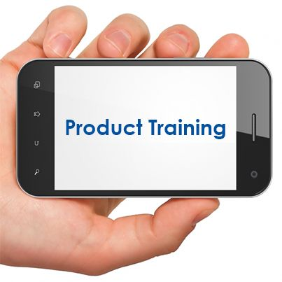 Product training for Sales Force : Go with Mobile Learning