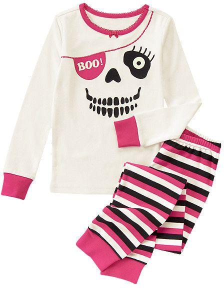 Spooky Skull Two-Piece Gymmies® FREE SHIPPING TODAY