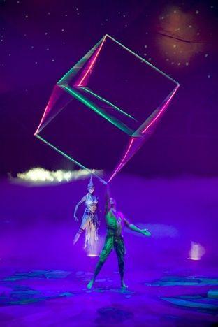 See a Cirque du Soleil show. (pictures of cirque du soleil mystere las vegas) - Google Search