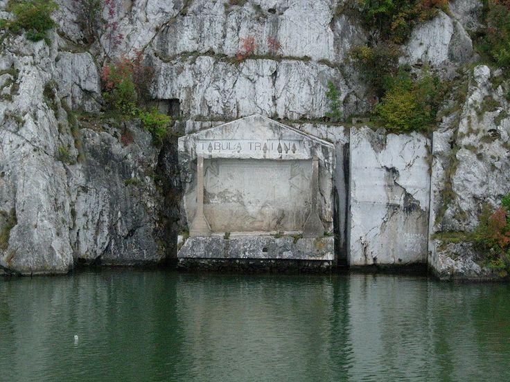 Tabula Traiana - Trajan's Bridge
