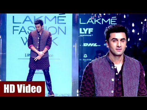 Ranbir Kapoor's ramp walk at Lakme Fashion Week 2016 for Kunal Rawal. See the full video at : https://youtu.be/iSEWGbR9XzQ #ranbirkapoor #lakmefashionweek2016 #bollywood #bollywoodnews #bollywoodnewsvilla