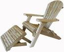 Adirondack Chair U0026 Stool ~ Available At Unfinished Furniture Mart, Richmond  VA