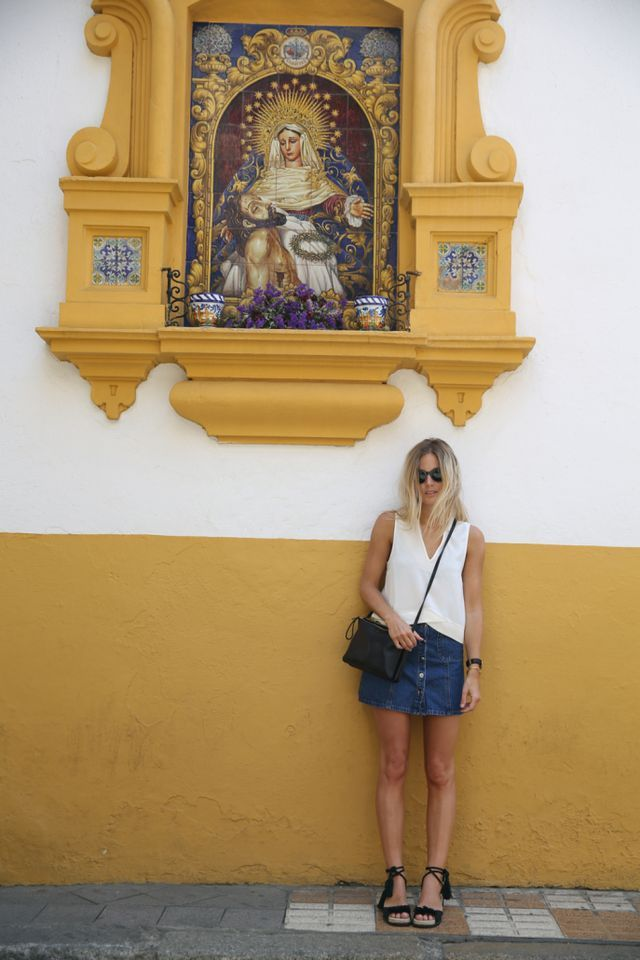 Seville Fashion: A Weekend In Seville (Fashion Me Now) (With Images