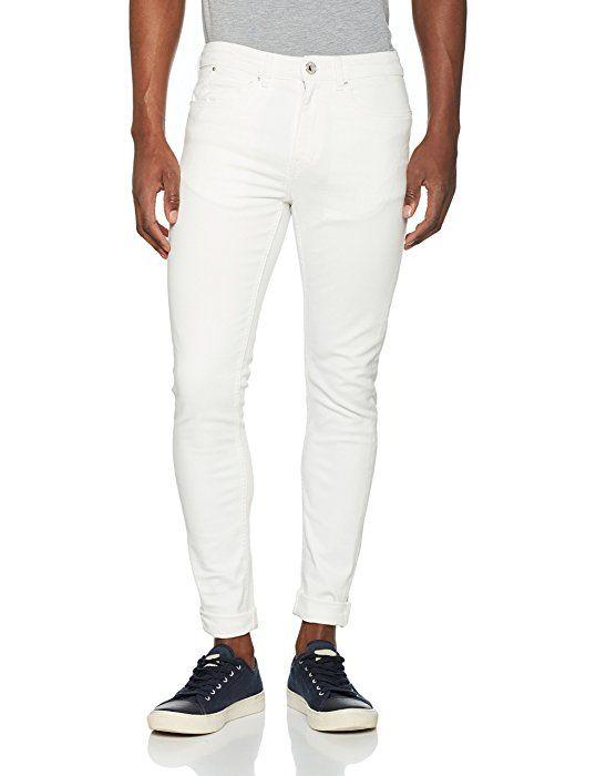 New Look Men's Skinny Jeans: http://amzn.to/2sZv4Tx