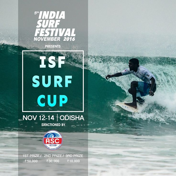 Surf Festival in Odisha was first to bring Asian Surf Championship to India last year, they are back this year too - Bhubaneswar Buzz