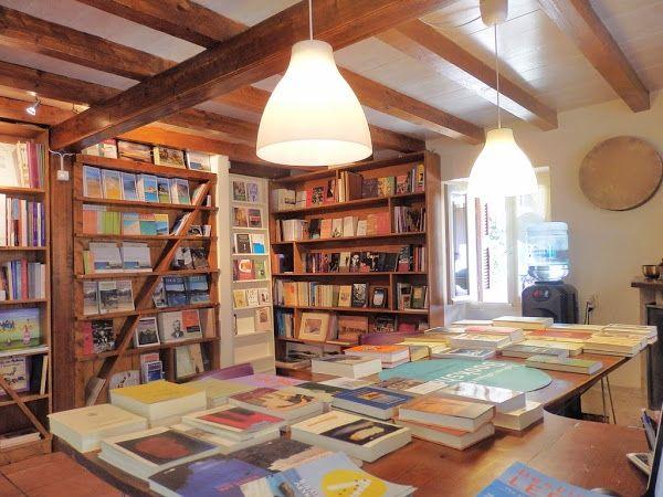 Lefkada's Bookstore