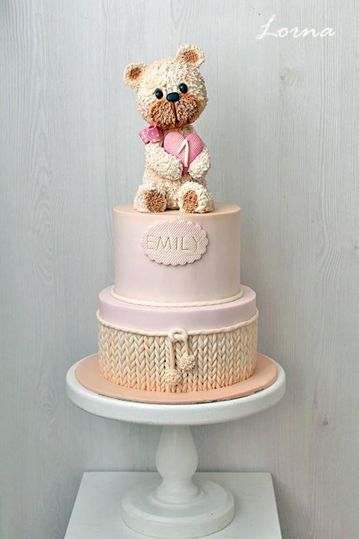 Teddy Bear.. by Lorna