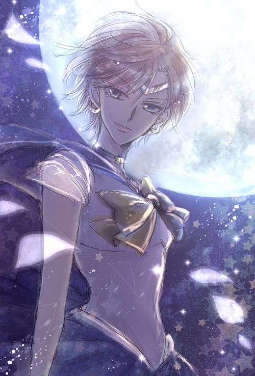 Another great one! Sailor Uranus 無題 | ko-mote [pixiv]