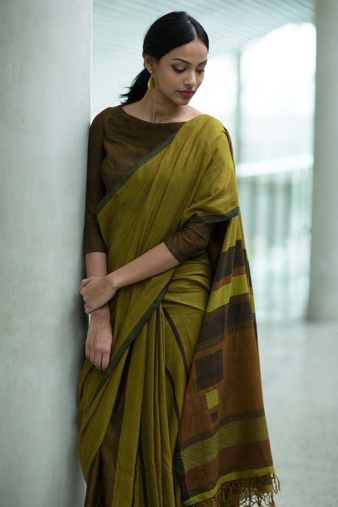 Work fashion Kotu Rata Saree from FashionMarket.lk