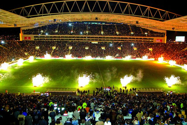 Dragon Stadium – FC Porto CC BY-NC-SA - Município do Porto