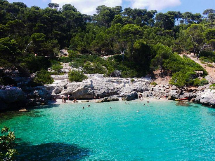 Minorca ~ Platja Macarelleta ~ Islas Baleares ~ Spain