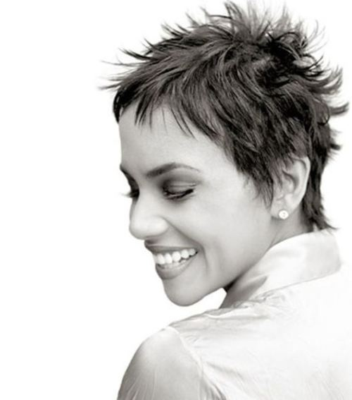 Halle Berry by Andy Gotts