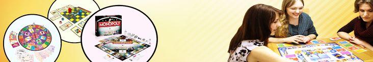 Dos buenos juegos que pueden interesarle son: Jenga, adecuado para adultos y niños a partir de los 6 años. La capacidad de mantener los ladrillos en equilibrio sin soltarlos también es apreciada por los profesores que la utilizan para dar un sentido de espacialidad y coordinación.  Completamente diferente es Hasbro Gaming TABOO, conocido y apreciado en todo el mundo por niños y adultos.   #juegos #Juegos de Mesa