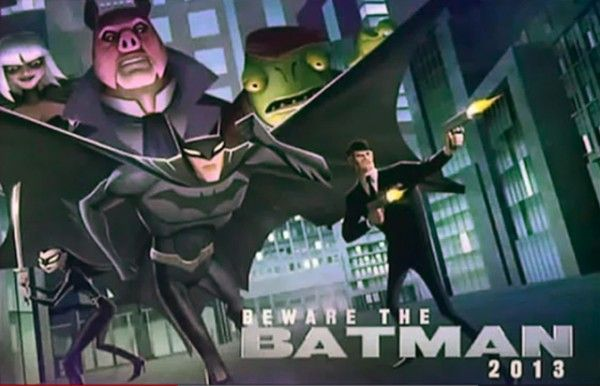 Beware The Batman Pulled From Cartoon Network's Schedule