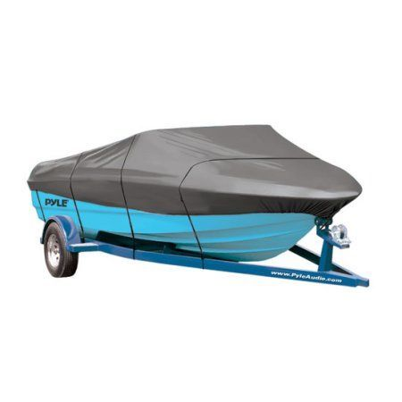 Armor Shield Trailer Master Boat Cover 17'-19'L Beam Width to 102 inch V-Hull Runabouts Outboards & I/O