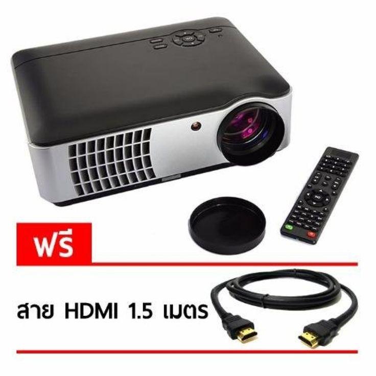 รีวิว สินค้า PROJECTOR RD806 LED 2800 Lumens แถมฟรีสาย HDMI ☛ การรีวิว PROJECTOR RD806 LED 2800 Lumens แถมฟรีสาย HDMI จัดส่งฟรี   codePROJECTOR RD806 LED 2800 Lumens แถมฟรีสาย HDMI  รายละเอียดเพิ่มเติม : http://online.thprice.us/RD1jW    คุณกำลังต้องการ PROJECTOR RD806 LED 2800 Lumens แถมฟรีสาย HDMI เพื่อช่วยแก้ไขปัญหา อยูใช่หรือไม่ ถ้าใช่คุณมาถูกที่แล้ว เรามีการแนะนำสินค้า พร้อมแนะแหล่งซื้อ PROJECTOR RD806 LED 2800 Lumens แถมฟรีสาย HDMI ราคาถูกให้กับคุณ    หมวดหมู่ PROJECTOR RD806 LED 2800…