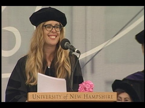 "Jennifer Lee '92, UNH Commencement 2014 - ""Frozen"" Screenwriter/Director Jennifer Lee '92 speech from the 2014 University of New Hampshire Commencement."