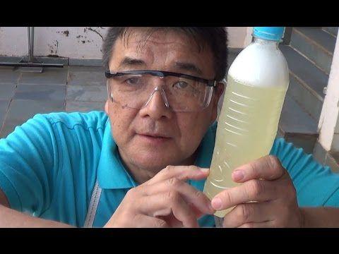 Misturinha caseira para uso de tecidos em geral limpa,desamarela,tira o forte odor e perfuma o ambie - YouTube