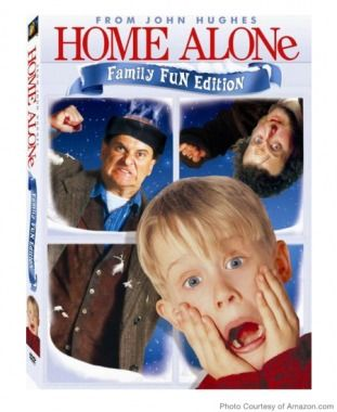 Great for kids and kids at heart! Home Alone, $10 | Best Holiday Movies for Kids - Parenting.com