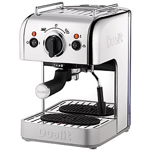 Dualit 84400 Coffee System and Jug, Polished Steel