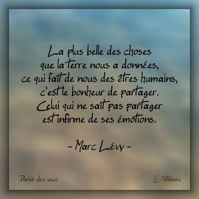 Marc Levy - 10 Citations