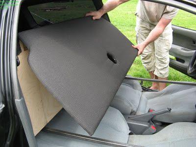 Se puede camperizar cualquier tipo de vehículo, incluso los más pequeños. El límite es tu imaginación. Si camperizas tu coche tendrás probablemente el tran