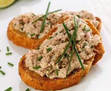 Recette RILLETTES DE THON par lau39 - recette de la catégorie Sauces, dips et pâtes à tartiner