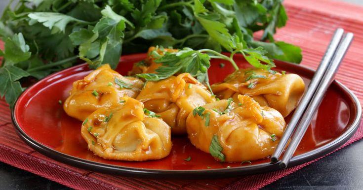 Découvrez cette recette de Bouchées au porc et aux shiitakes de Gary pour 4 personnes, vous adorerez!