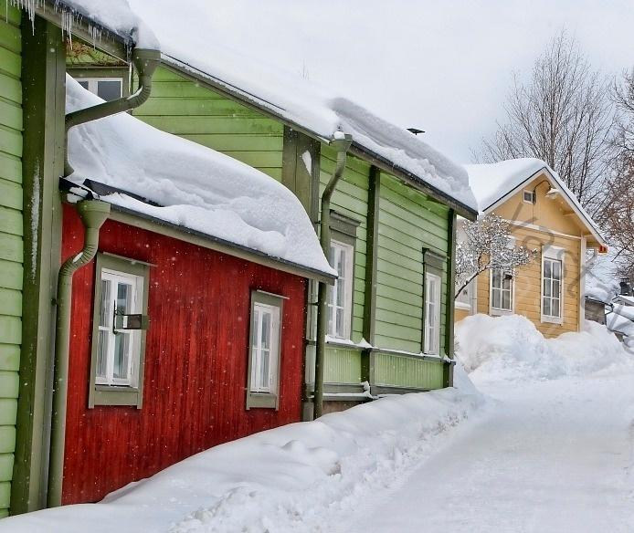 Old Porvoo www.visitporvoo.fi