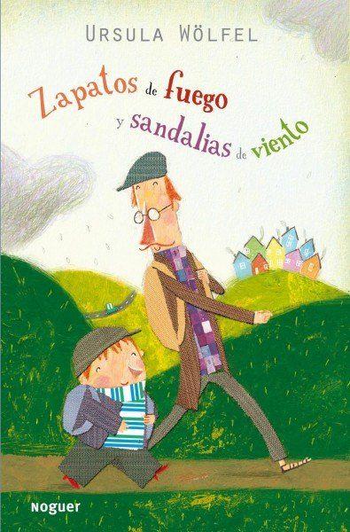 La semana pasada murió la escritora alemana de relatos infantiles Ursula Wölfel. Noguer sigue editando la que quizás sea su obra más conocida: «Zapatos de fuego y sandalias de viento»: https://www.veniracuento.com/content/zapatos-de-fuego-y-sandalias-de-viento