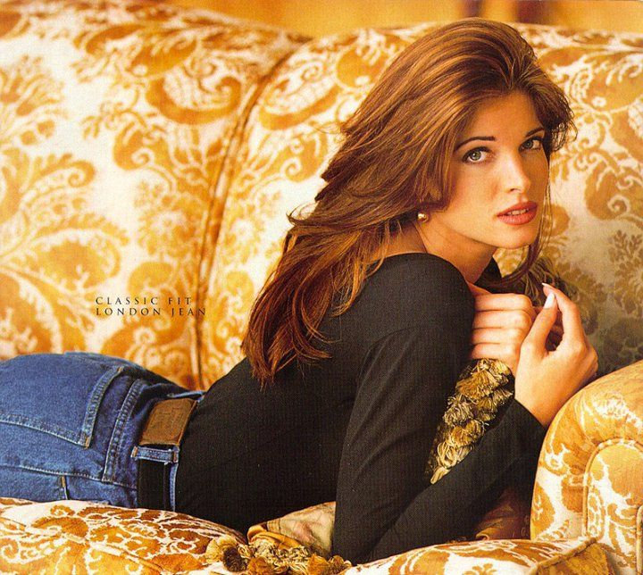 Stephanie Seymour's sensuality is so underrated list