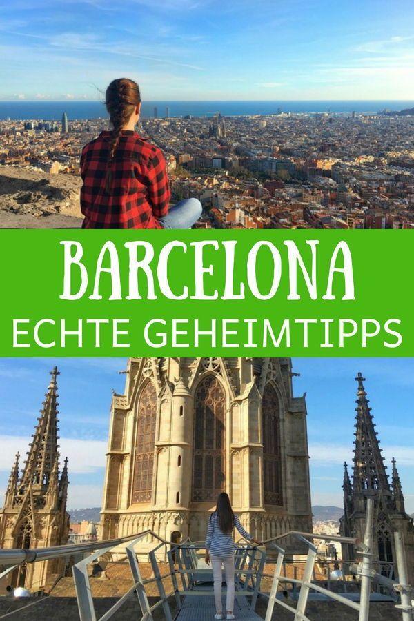 Die besten Insidertipps für Barcelona: Einheimische erzählen Ihnen …   – Europa Reisen