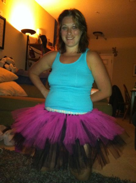 How to make your own race/ running tutu!