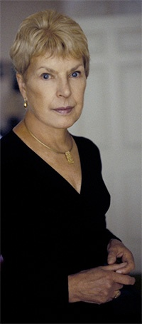 Ruth Rendell, you will be sorely missed. Thank you for your wonderful writing and viewpoint.