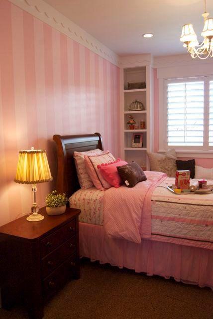 pretty in pink | www.mcewancustomhomes.com