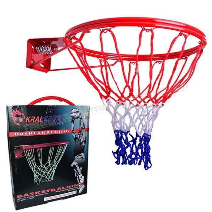 Avessa Yaylı Basketbol Çemberi BG-2828 - -45 cm Nizami Ölçüde Çember  -Basketbol Filesi Set  -Yaylı  -Çift Katlı, Dayanıklı. - Price : TL131.00. Buy now at http://www.teleplus.com.tr/index.php/avessa-yayli-basketbol-cemberi-bg-2828.html